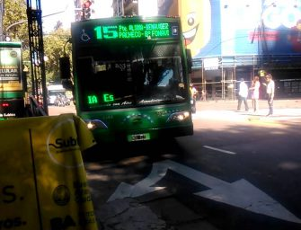 Buenos Aires, tres semanas después