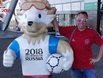 Conversaciones con un danés enloquecido por el fútbol argentino